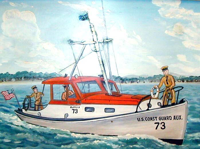 harkers island rescue boat