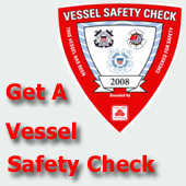 Get a vessel safety check